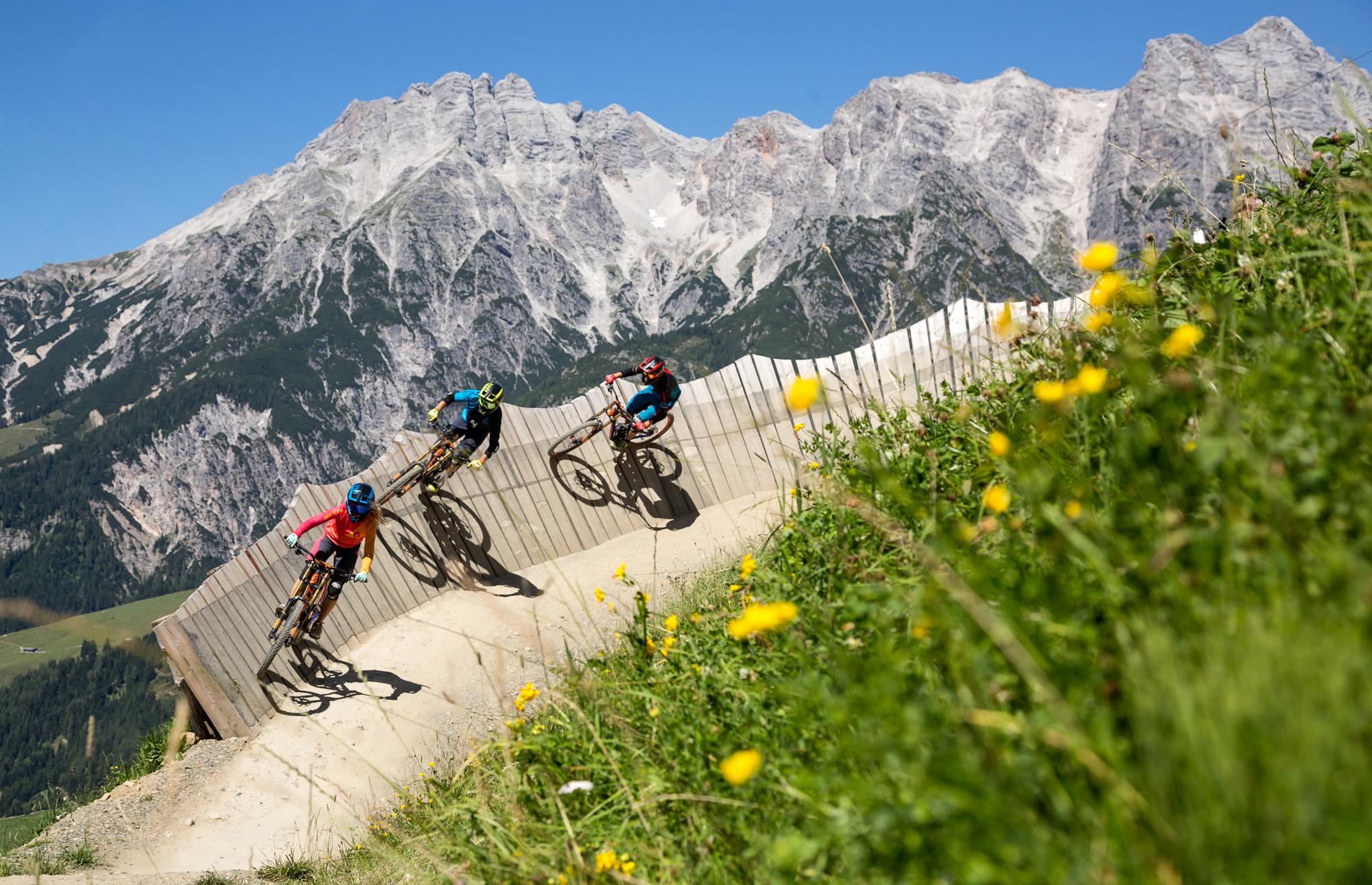 Bike parky a traily » SalzburgerLand.com