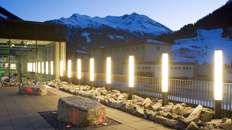 Skalní lázně Felsentherme Bad Gastein (c) SalzburgerLand Tourismus