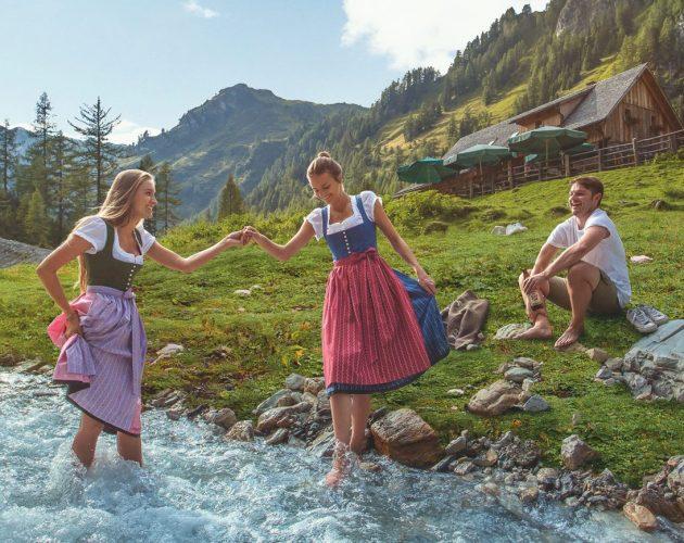 © Salzburgerland Tourismus