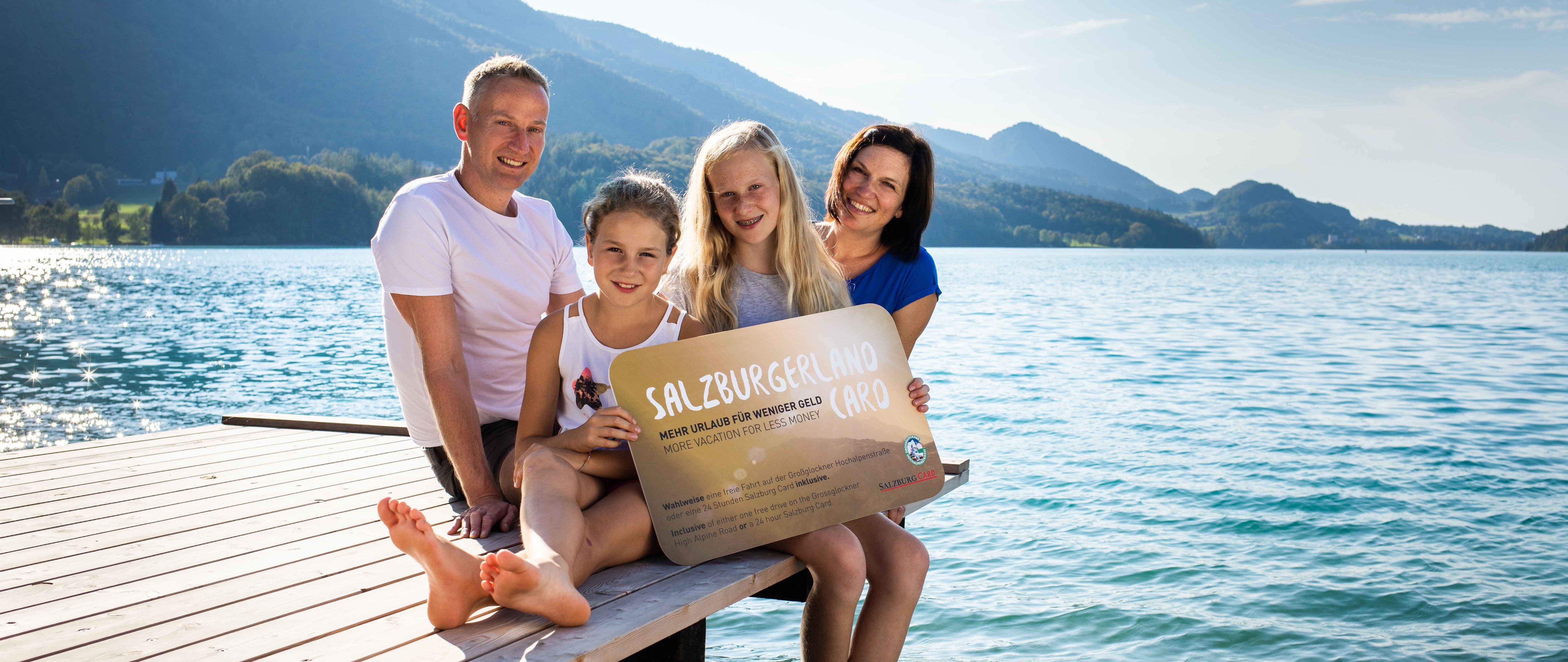 Salzburgerland Card Med Mange Fordele
