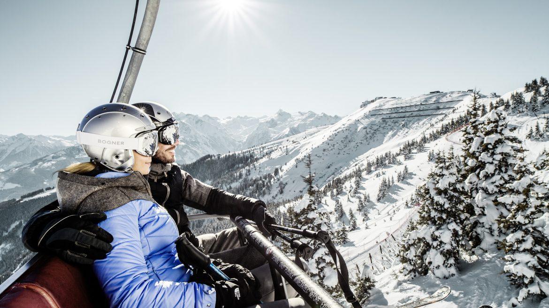 Skifahren in Zell am See-Kaprun