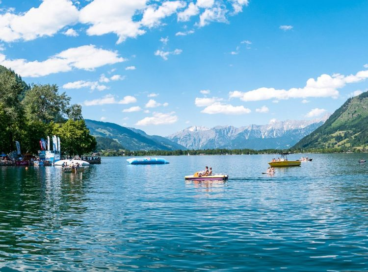 der Zeller See - (C) Christian mairitsch - http://mairitsch.at