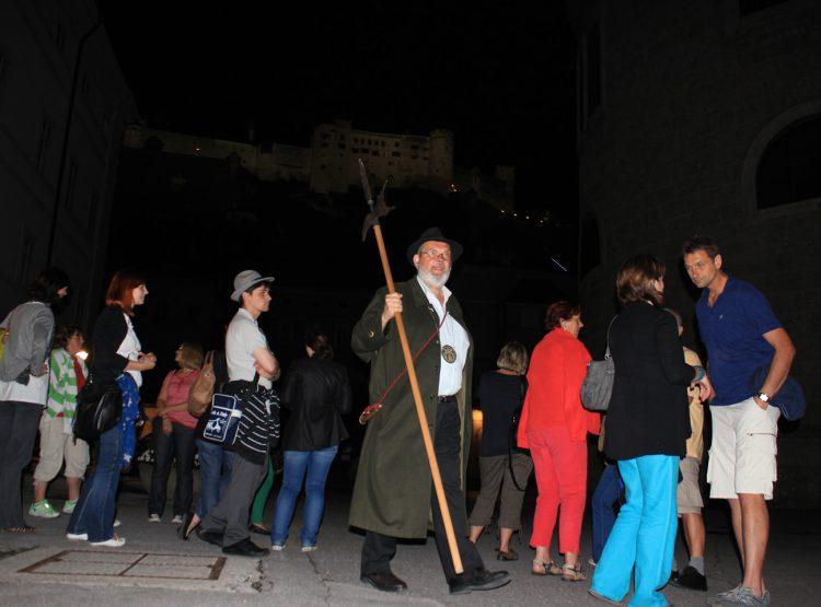 Nachtwächterführung Salzburg