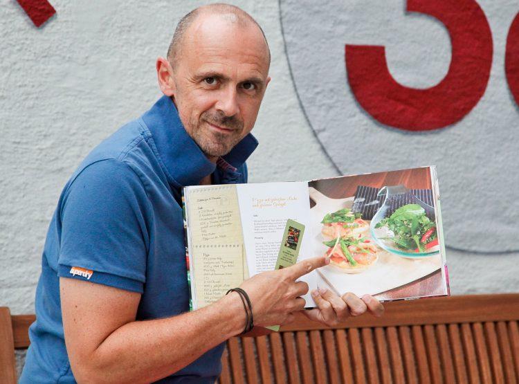 Günter Freund, Rezeptfotograf