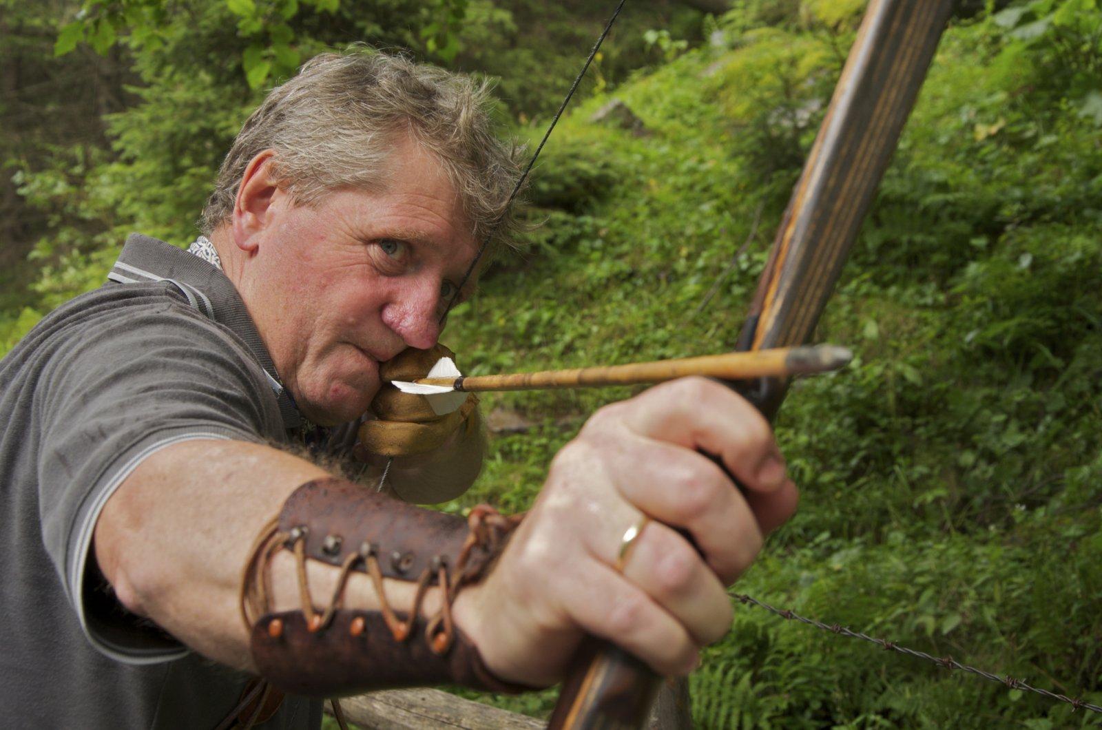 Beim Bogenschiessen kommen die besten Ideen für suesse Kreationen. c Claus Muhr/Satel Film 2012