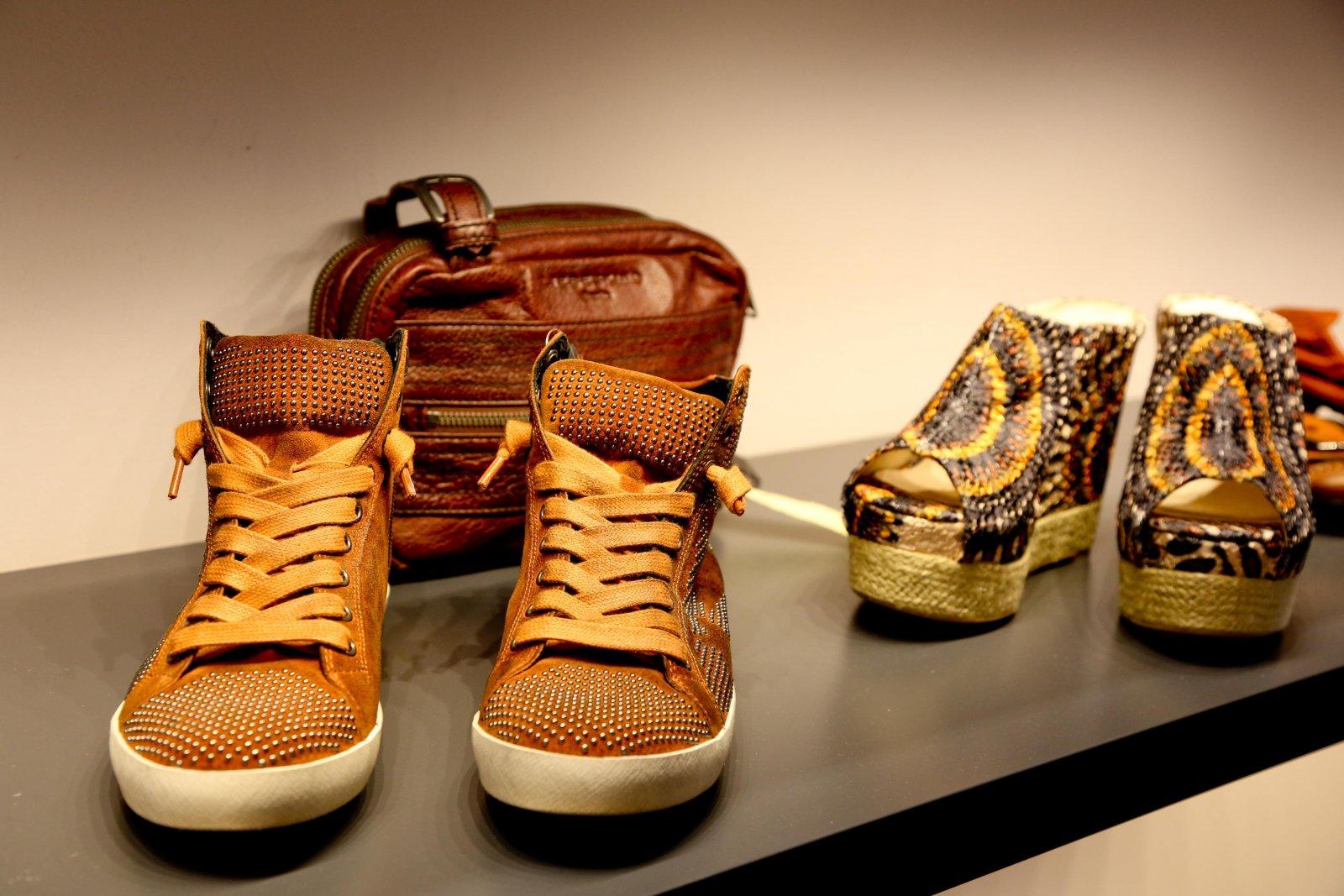 Trendige Sneakers