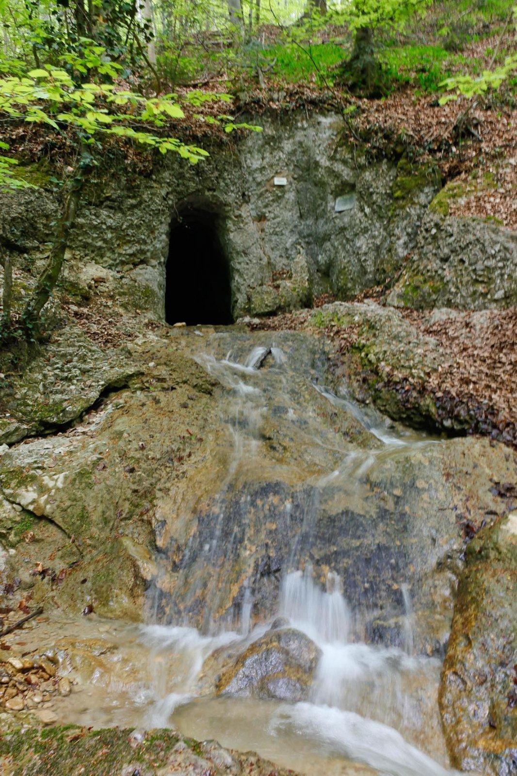 Eingang Hexenloch