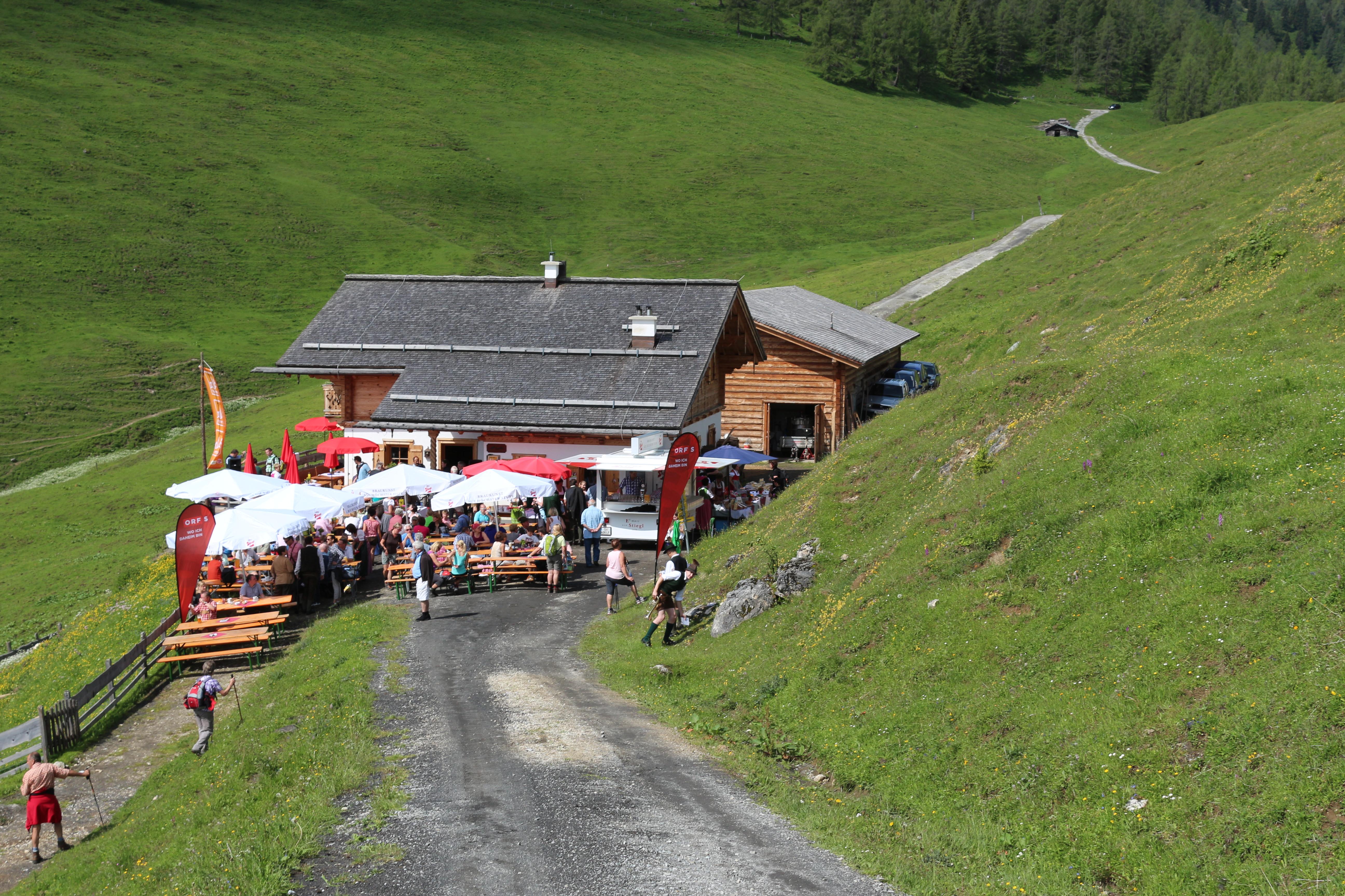 Tenengauer KäseAlm in St. Martin am Tennengebirge