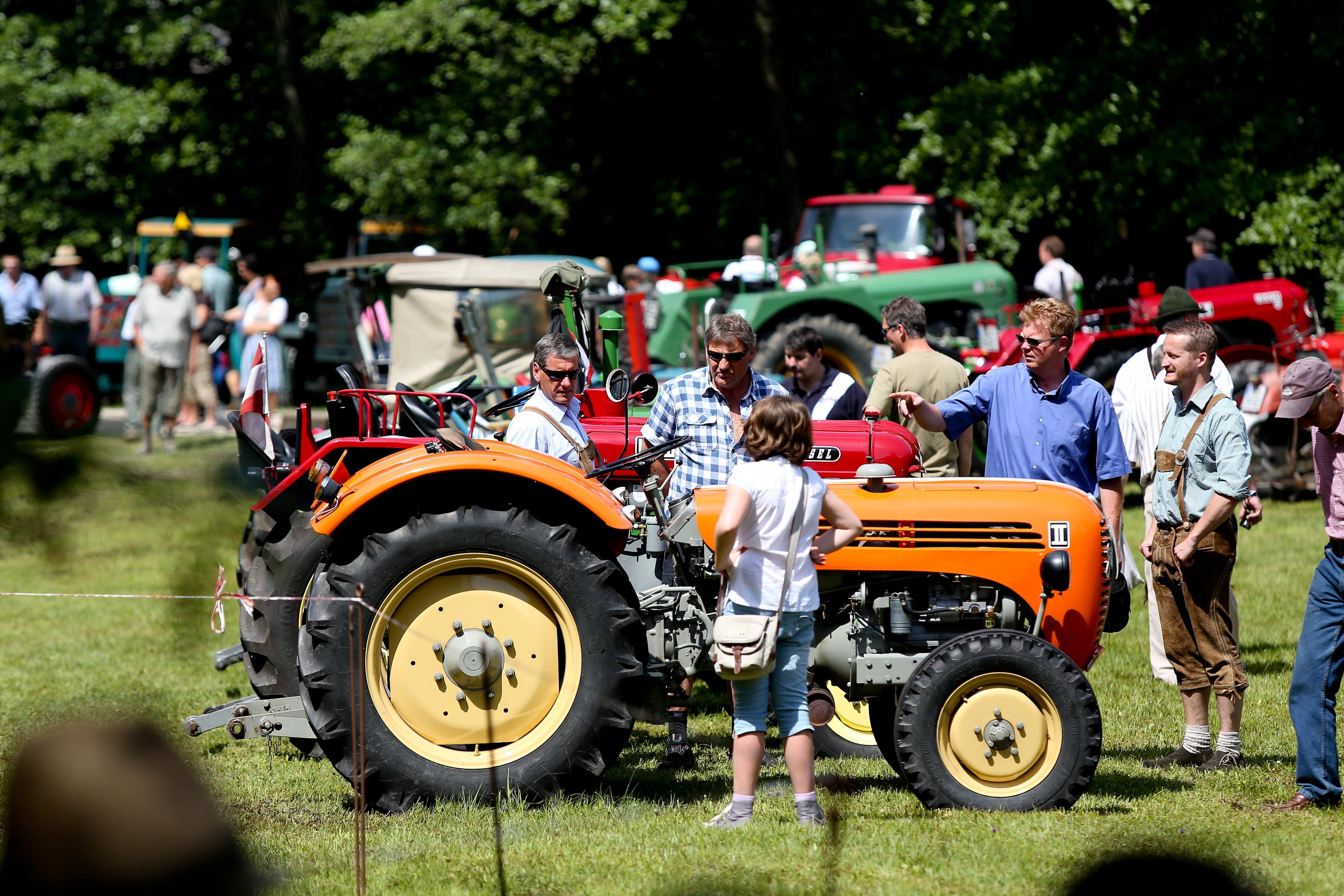 Oldimer Traktorentreffen
