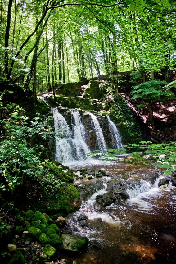 Wildkarwasserfall