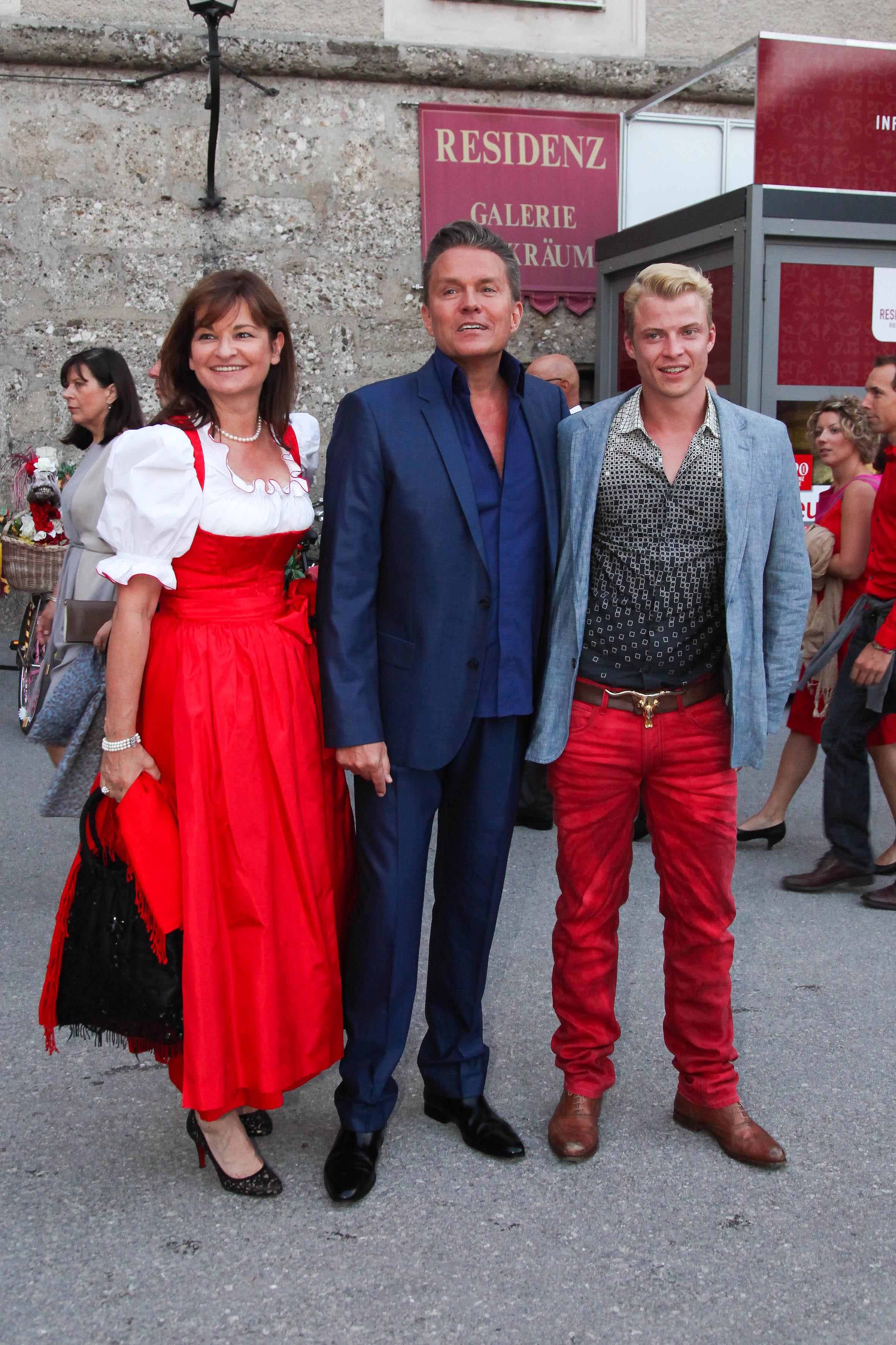 Salzburger Festspiele Jedermann Kleiderordnung