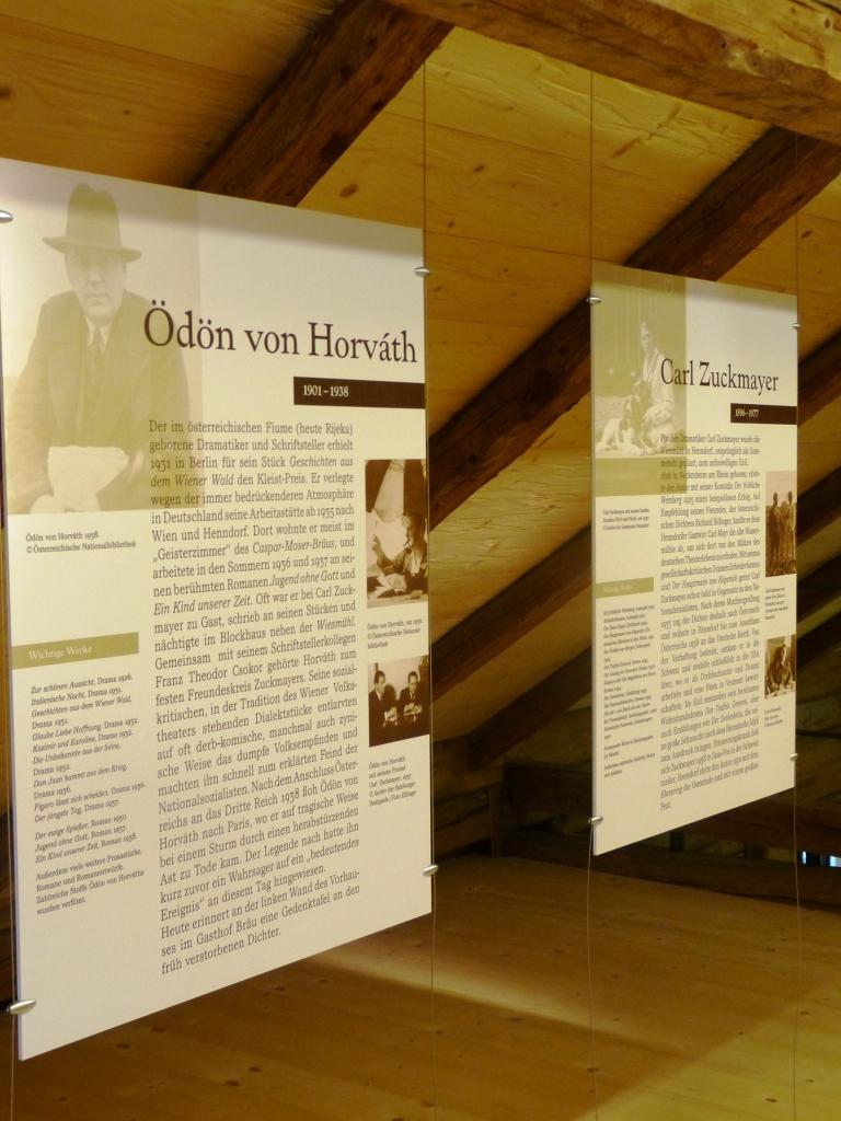 Literaturhaus in Henndorf
