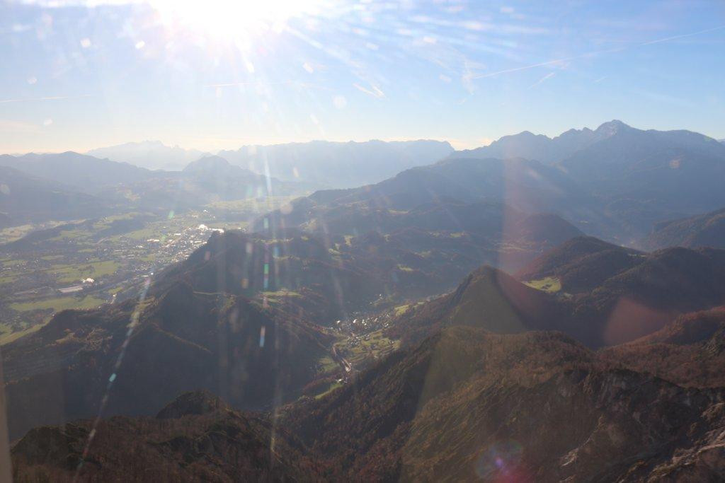 Gondelfahrt Untersberg