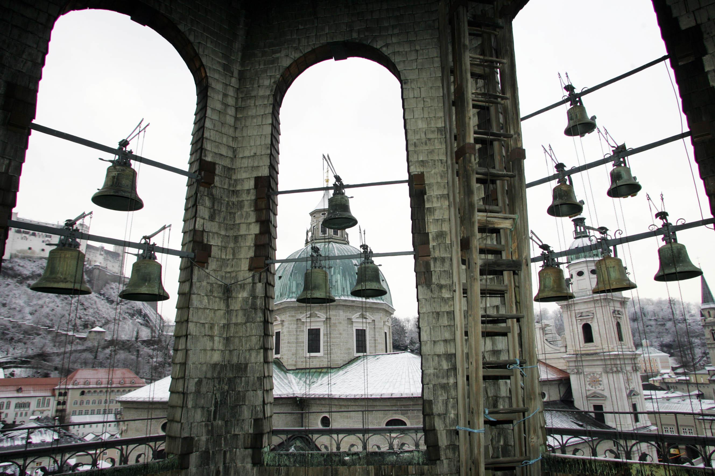 Aussicht vom Glockenspiel