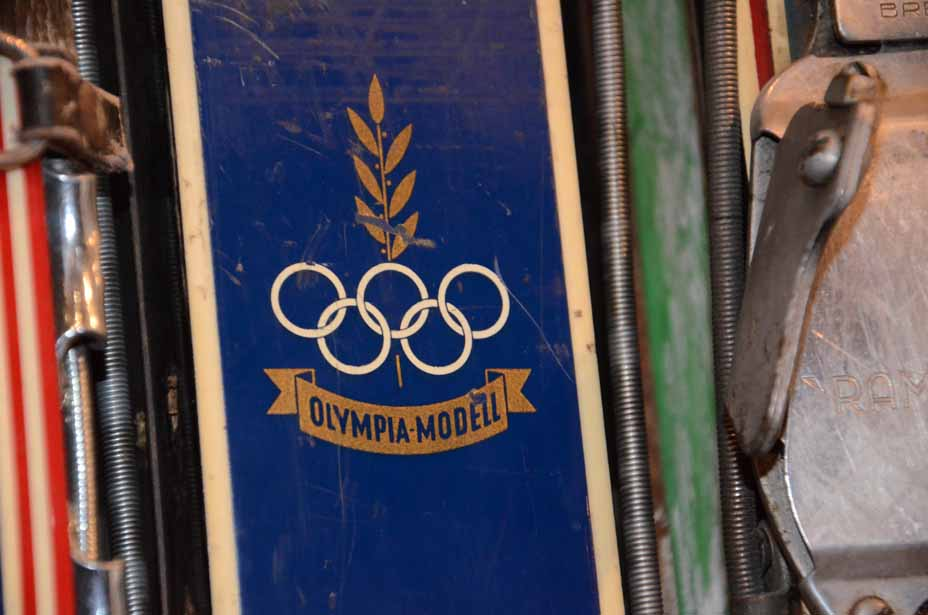 Schi für Olympia