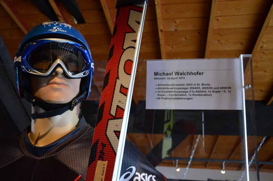 Rennläufer Michael Walchhofer