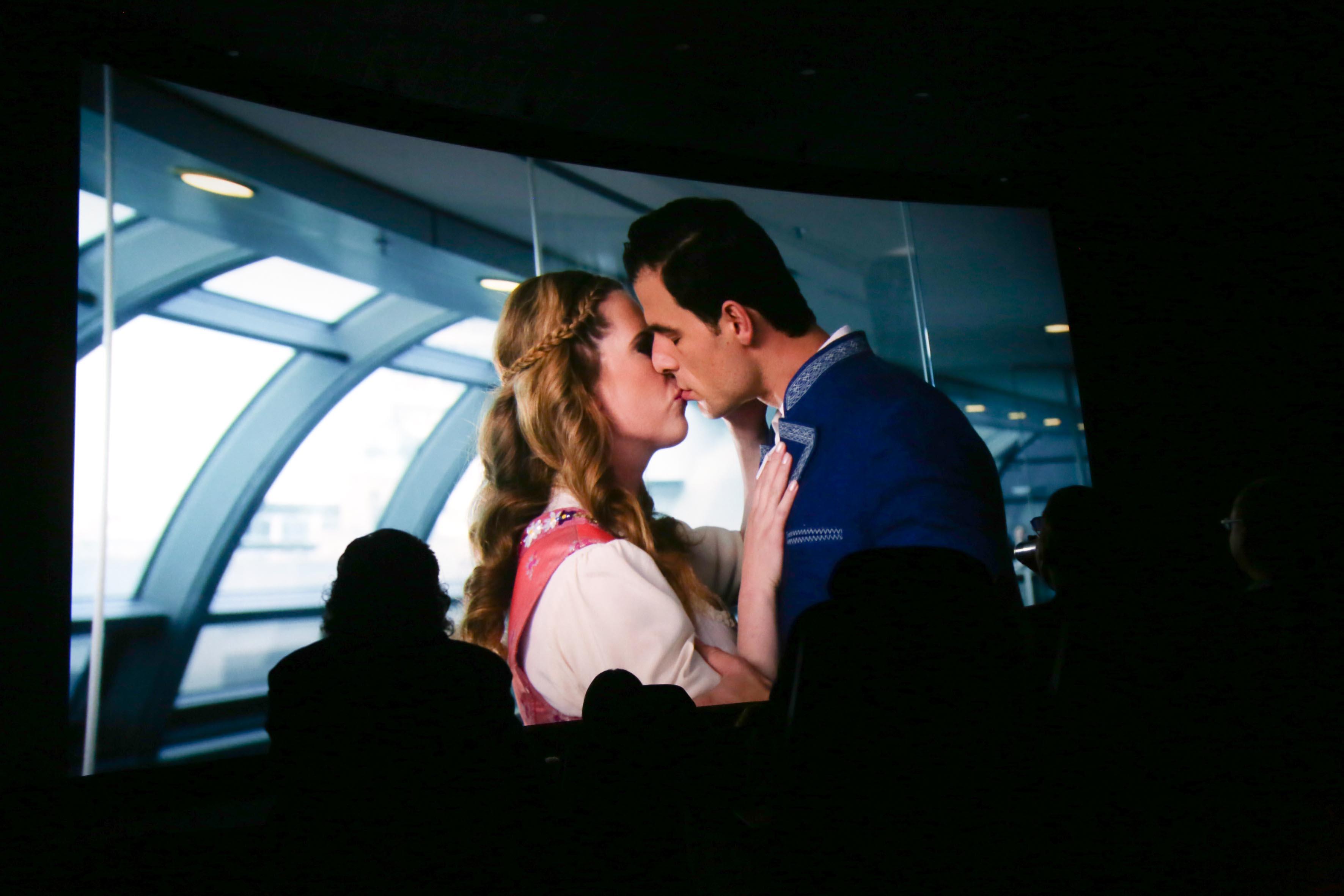 Wahre Liebe auf der Kinoleinwand
