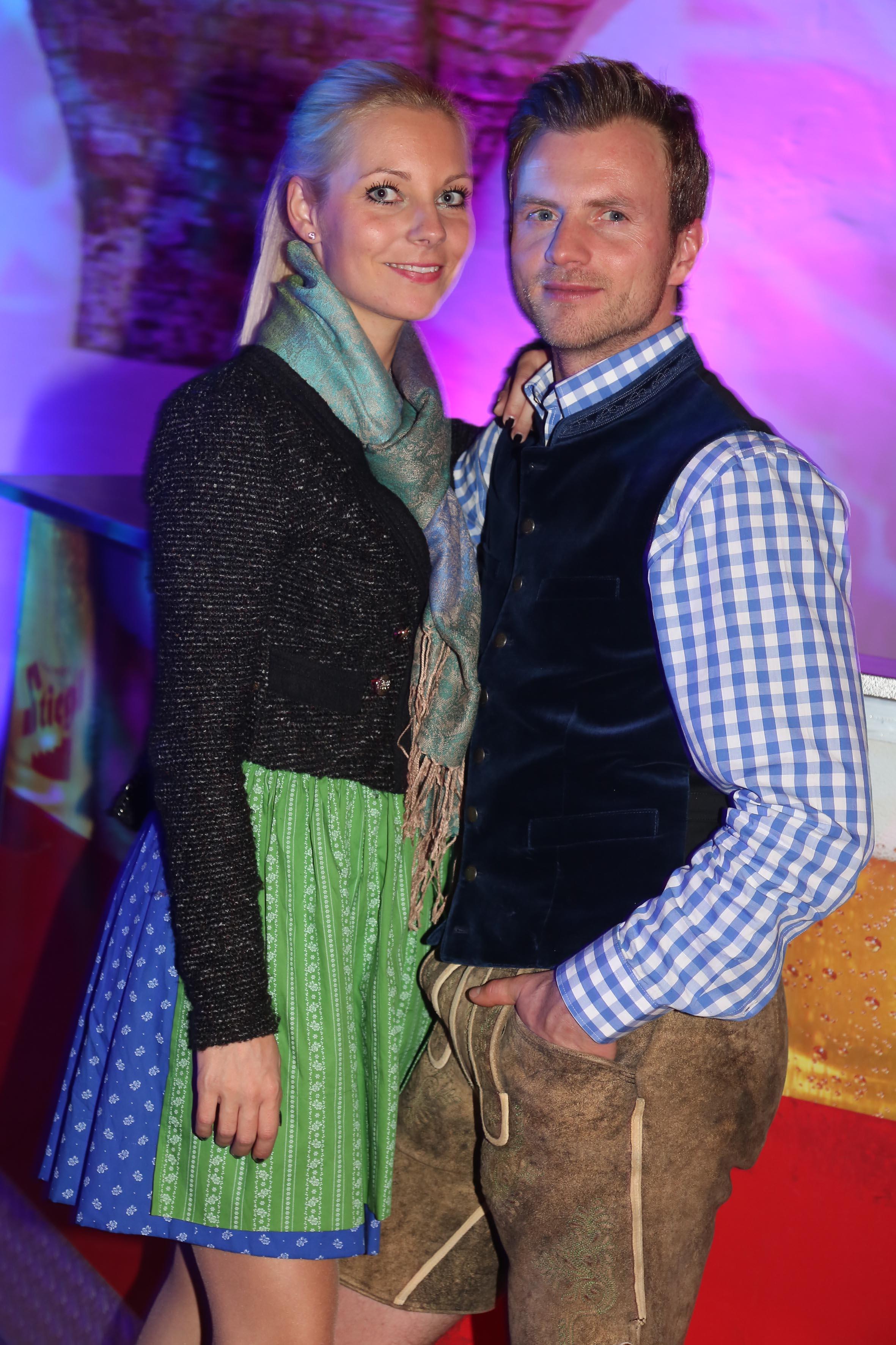 Christina Leuthner und Willi Gabalier