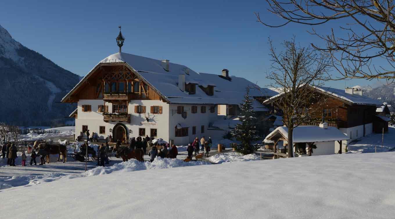Adventmarkt beim Winterstellgut