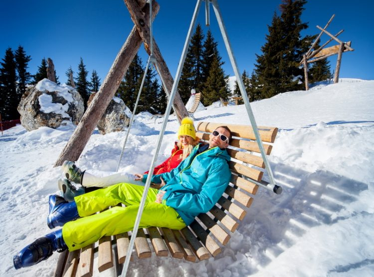 Die Seele baumeln lassen auf der Skischaukel Großarltal-Dorfgastein