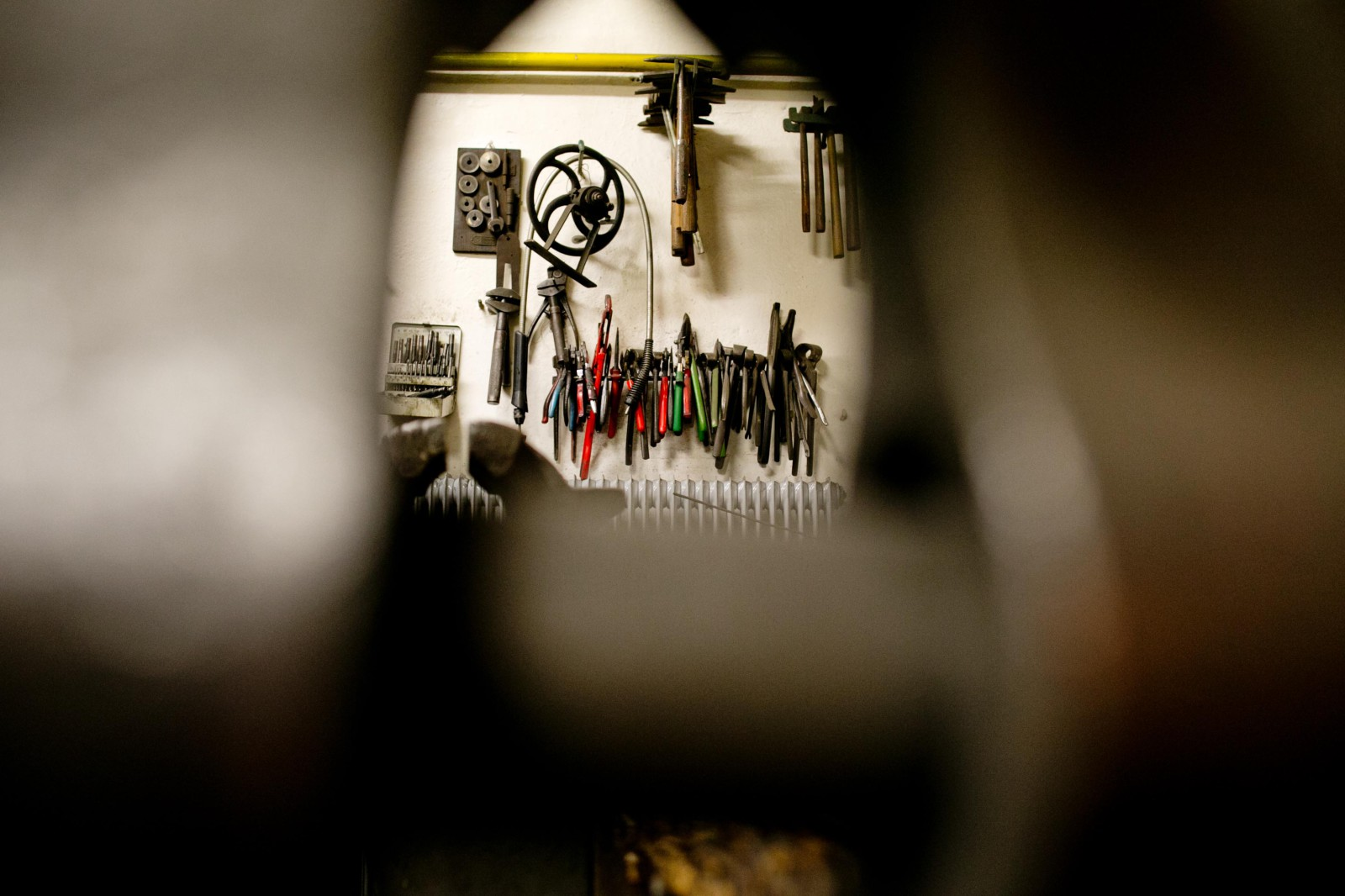 Schlosserei Werkzeug