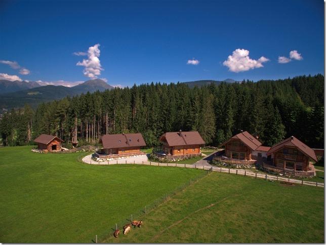 Alpenchalets Weissenbacher in Tamsweg