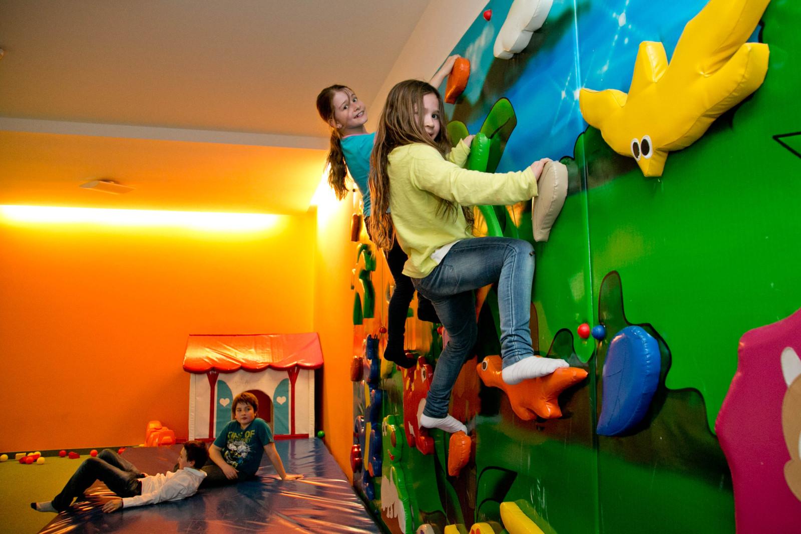 Kinderzimmer für die Kleineren