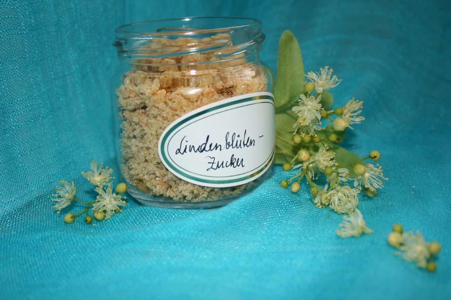 Inges Lindenblüten-Zucker