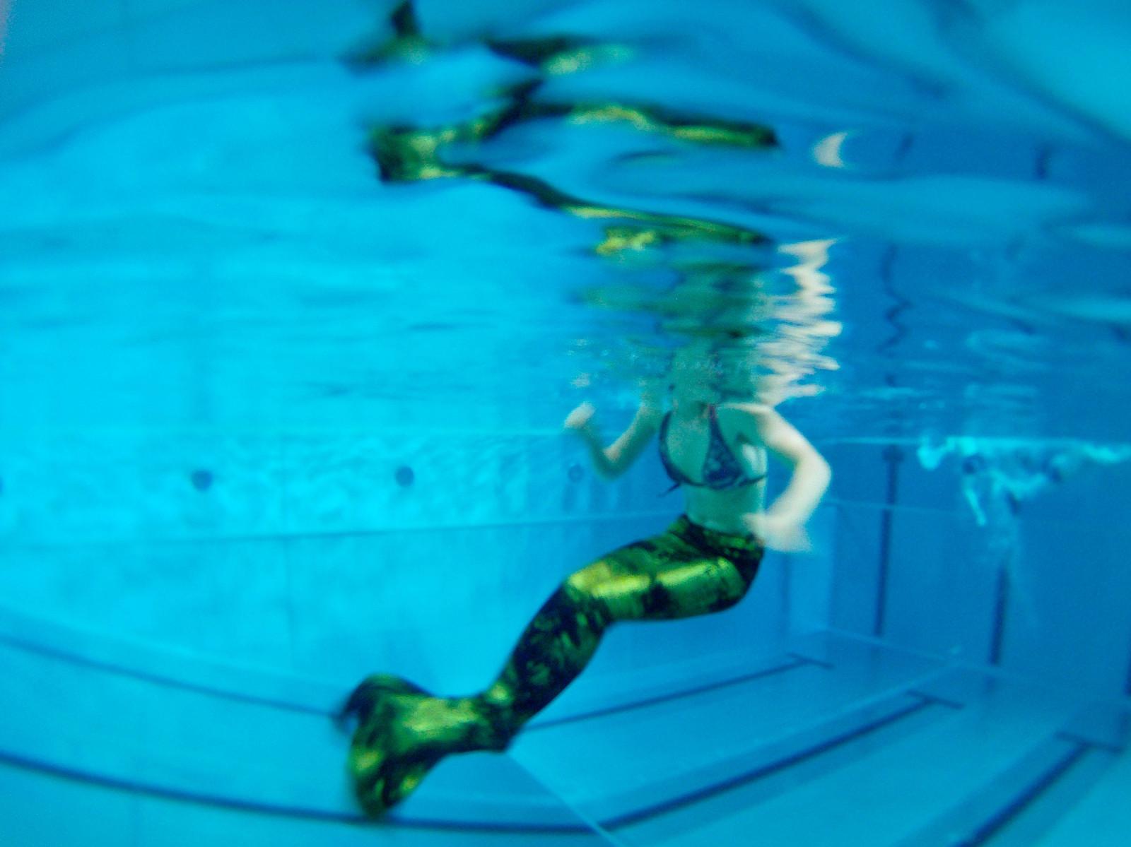 Unterwassersze mit Go Pro