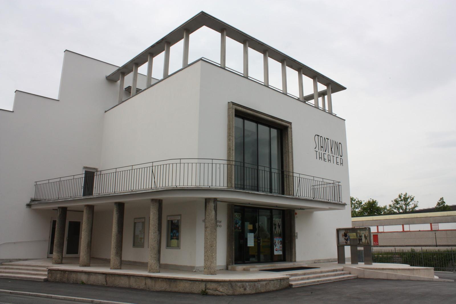 Die Stadt ist stolz auf ihr eigenes Kino