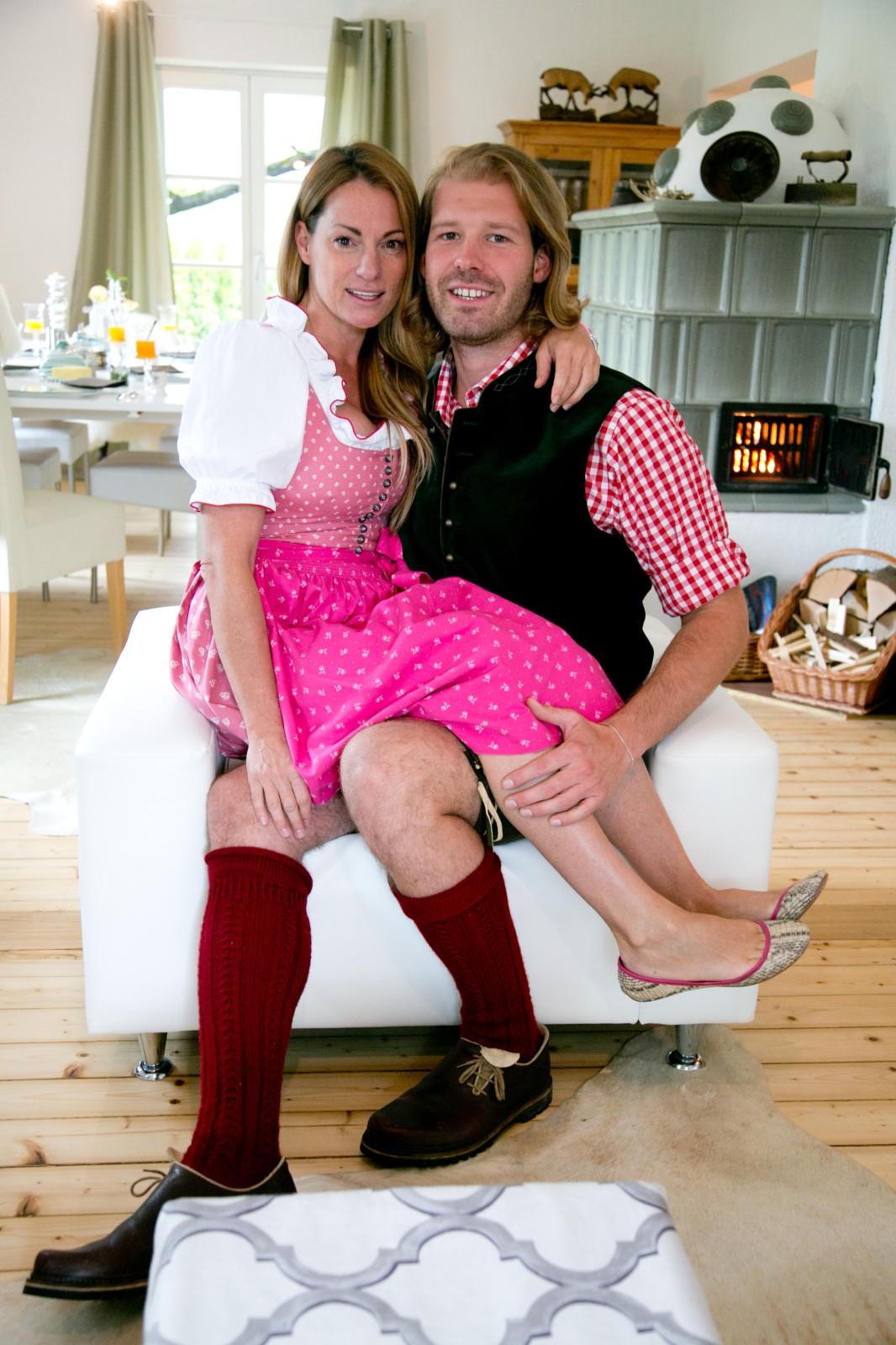 Nina Behrendt und Andreas Tichy