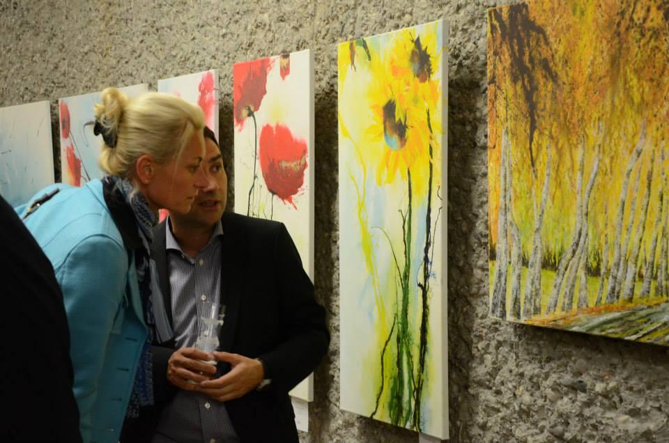 Kunstvolle Ausstellungen