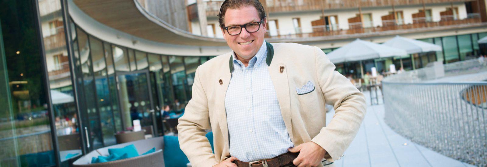 Michael Schade in Werfenweng