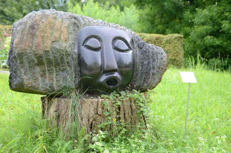 Shona-Skulptur Engel