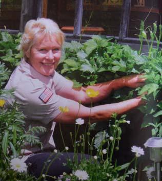 Gartenarbeit ist