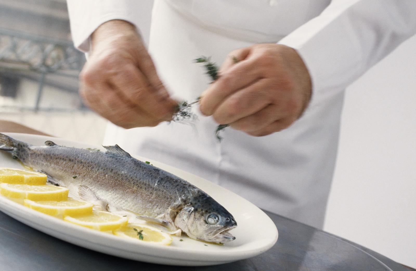Biozertifizierte Küche garantiert Genussa auf hohem Niveau