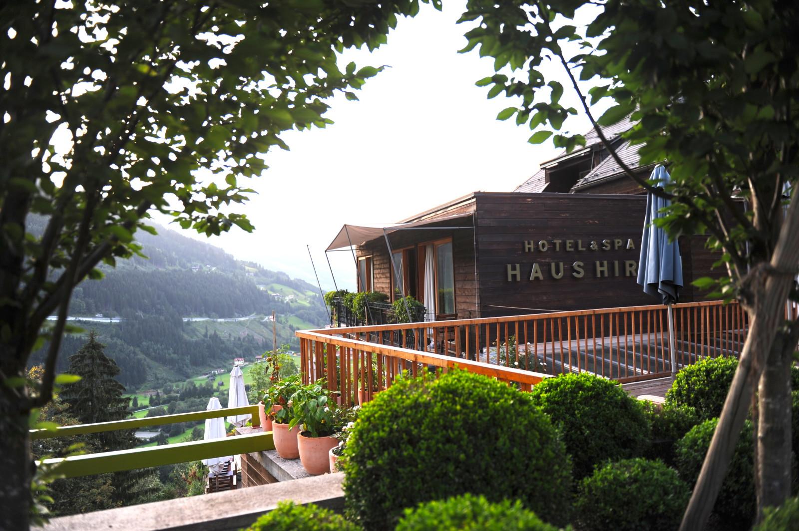 Haus Hirt ein Juwel in den Alpen
