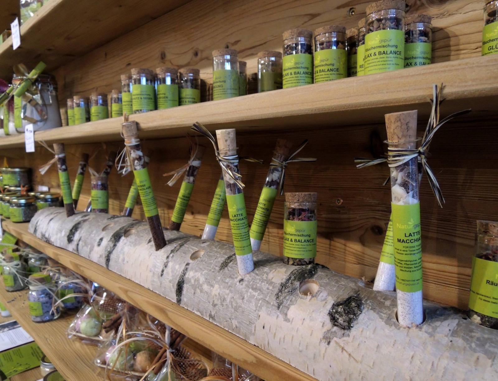 Naturgspür - feine Naturprodukte aus der Region.