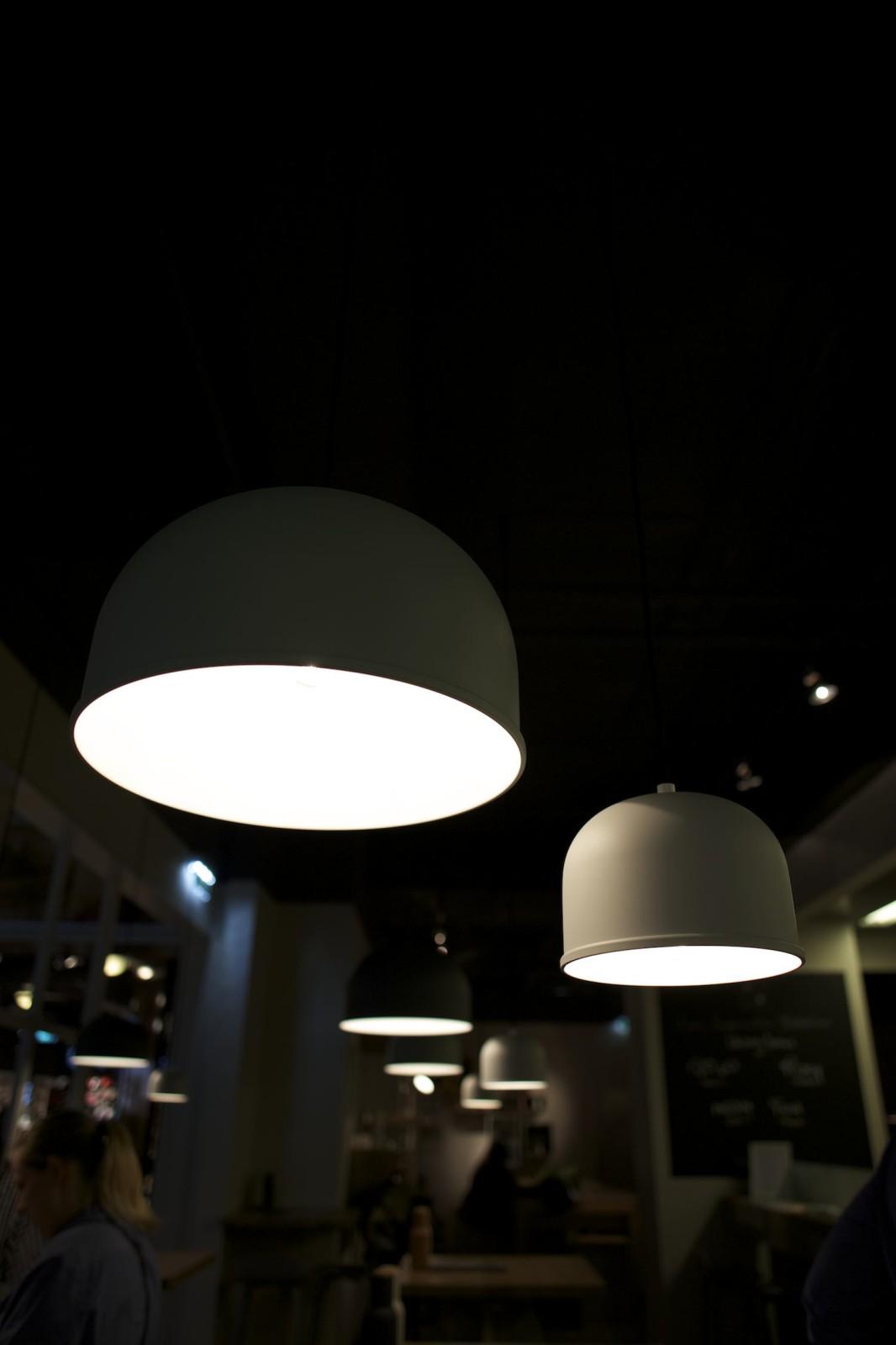 Stylishe Lichteffekte