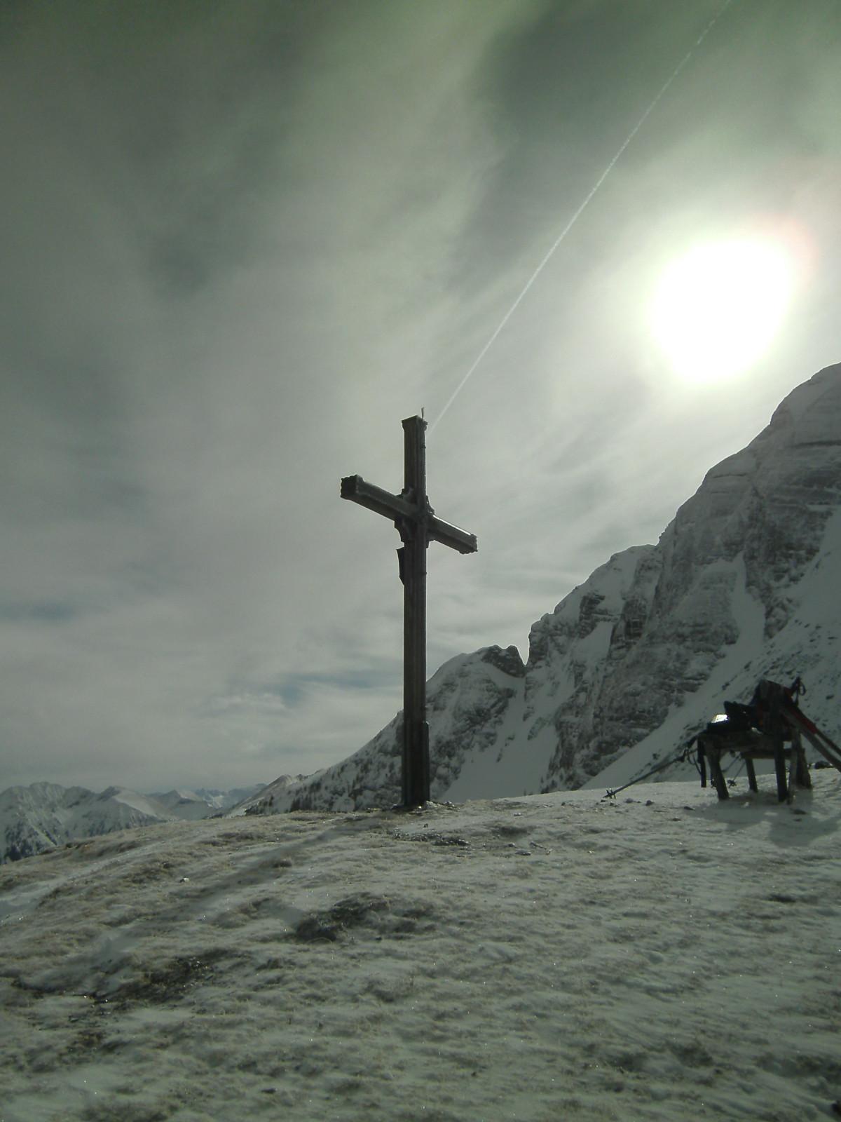 Gipfel Hahnbalzköpfl
