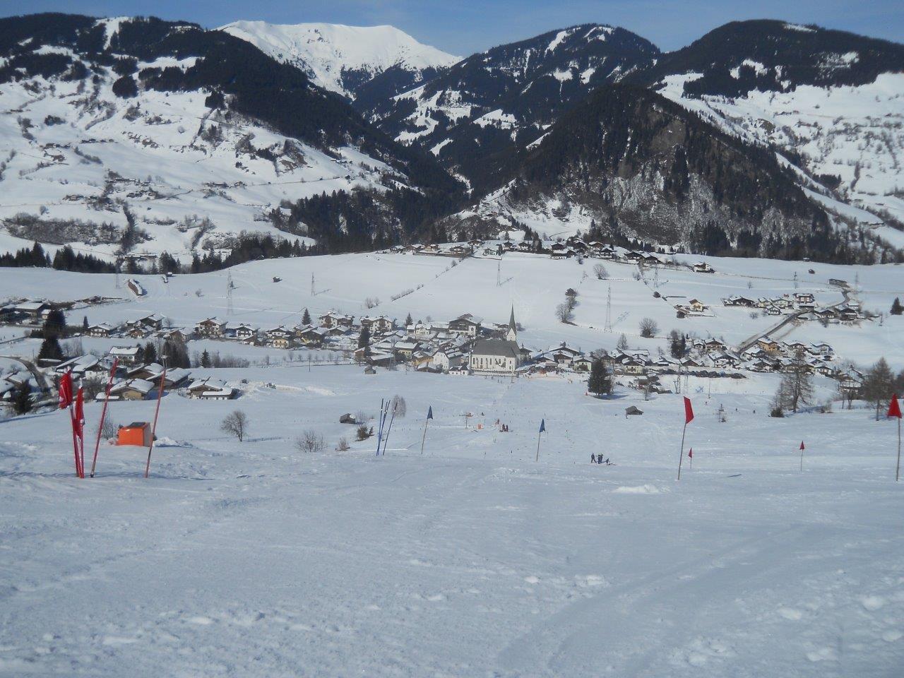 Skimeisterschaft Embach