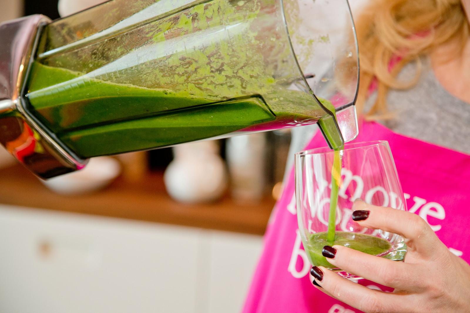 Green Smoothies sind eine perfekte Ergänzung zur gesunden Alltagskost