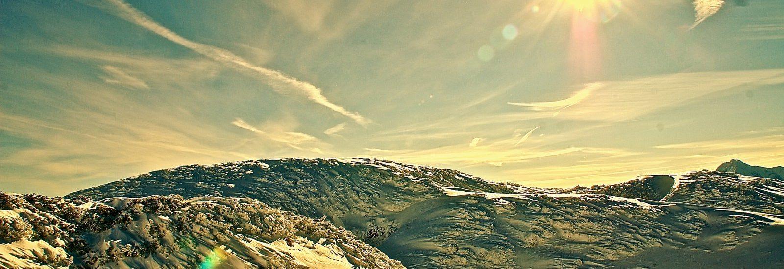 Wunderschönes Panorama vom Untersberg