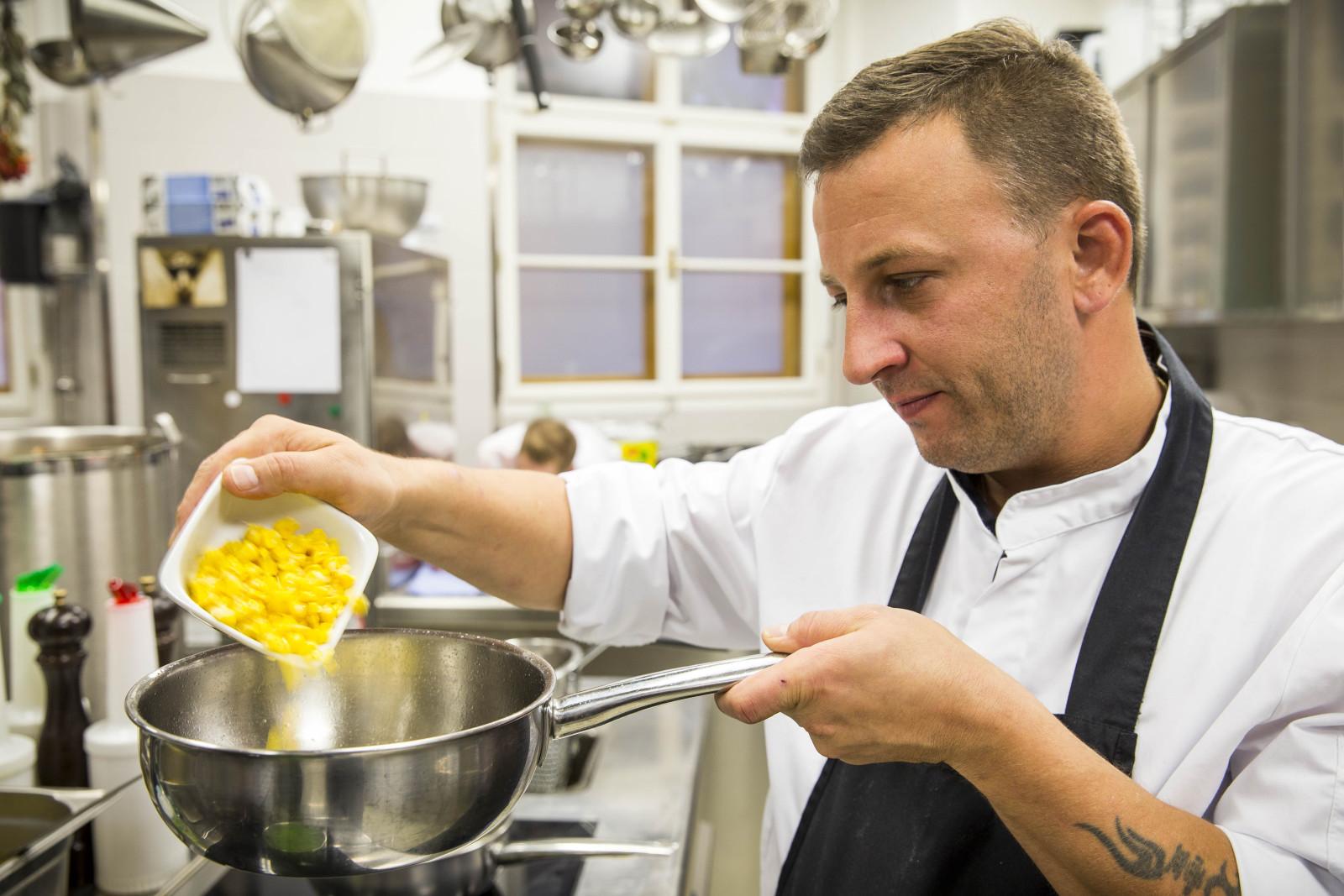 Executive Chef Martin Pichler