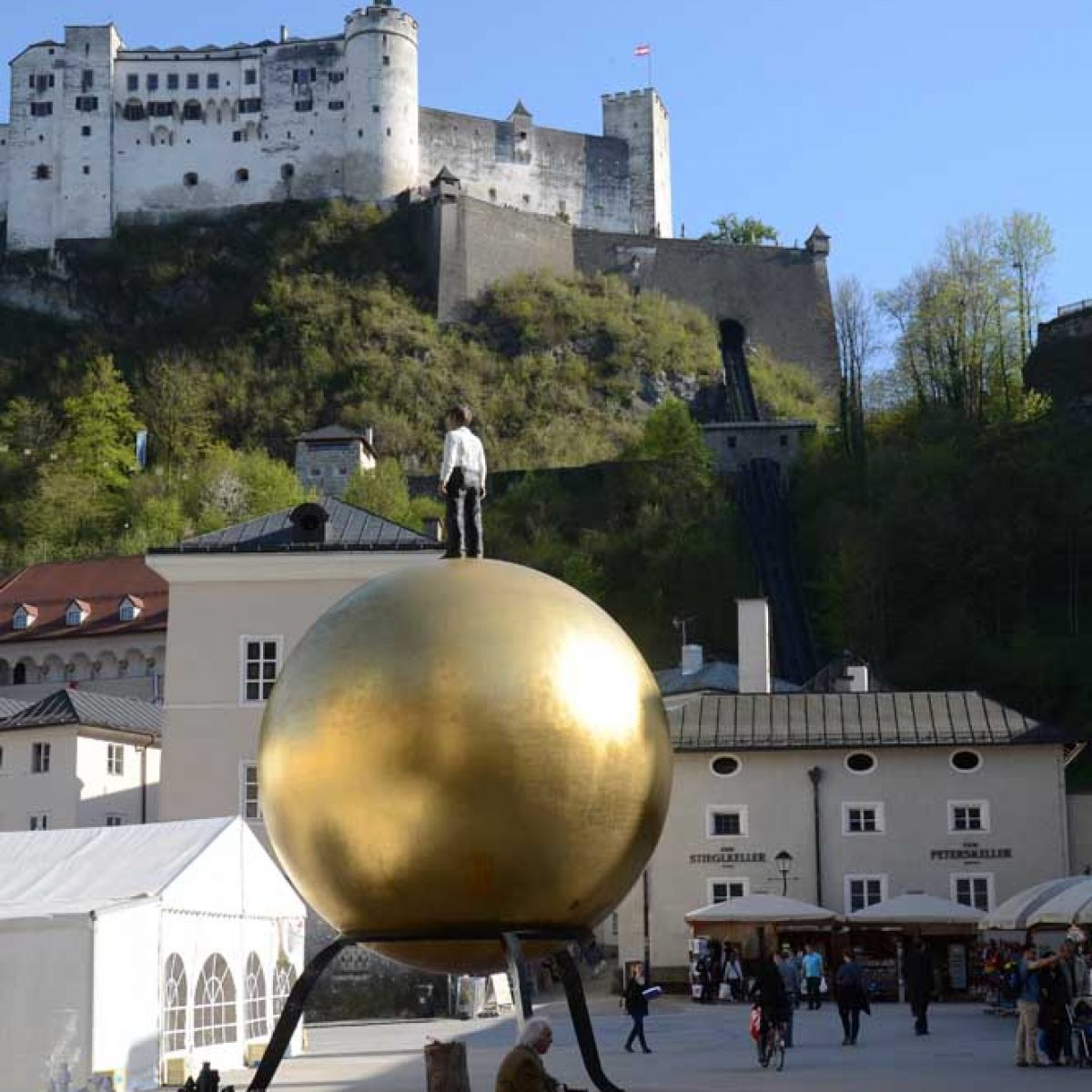 Green WG Challenge der Universitt Salzburg: so macht