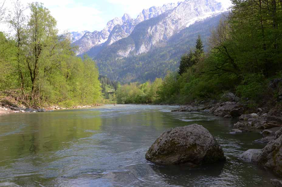 Steine aus dem Tennengebirge