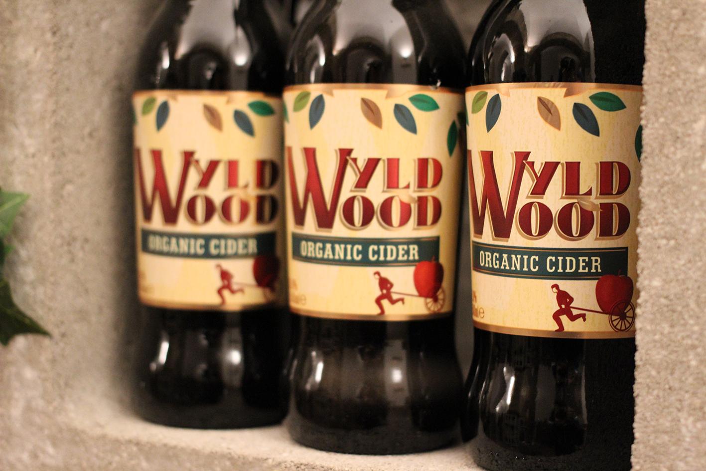 Die Cider-Auswahl ist ebenfalls beeindruckend.