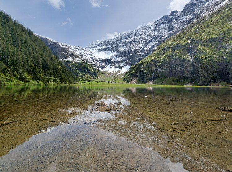 Hintersee Mittersill Nationalpark Hohe Tauern