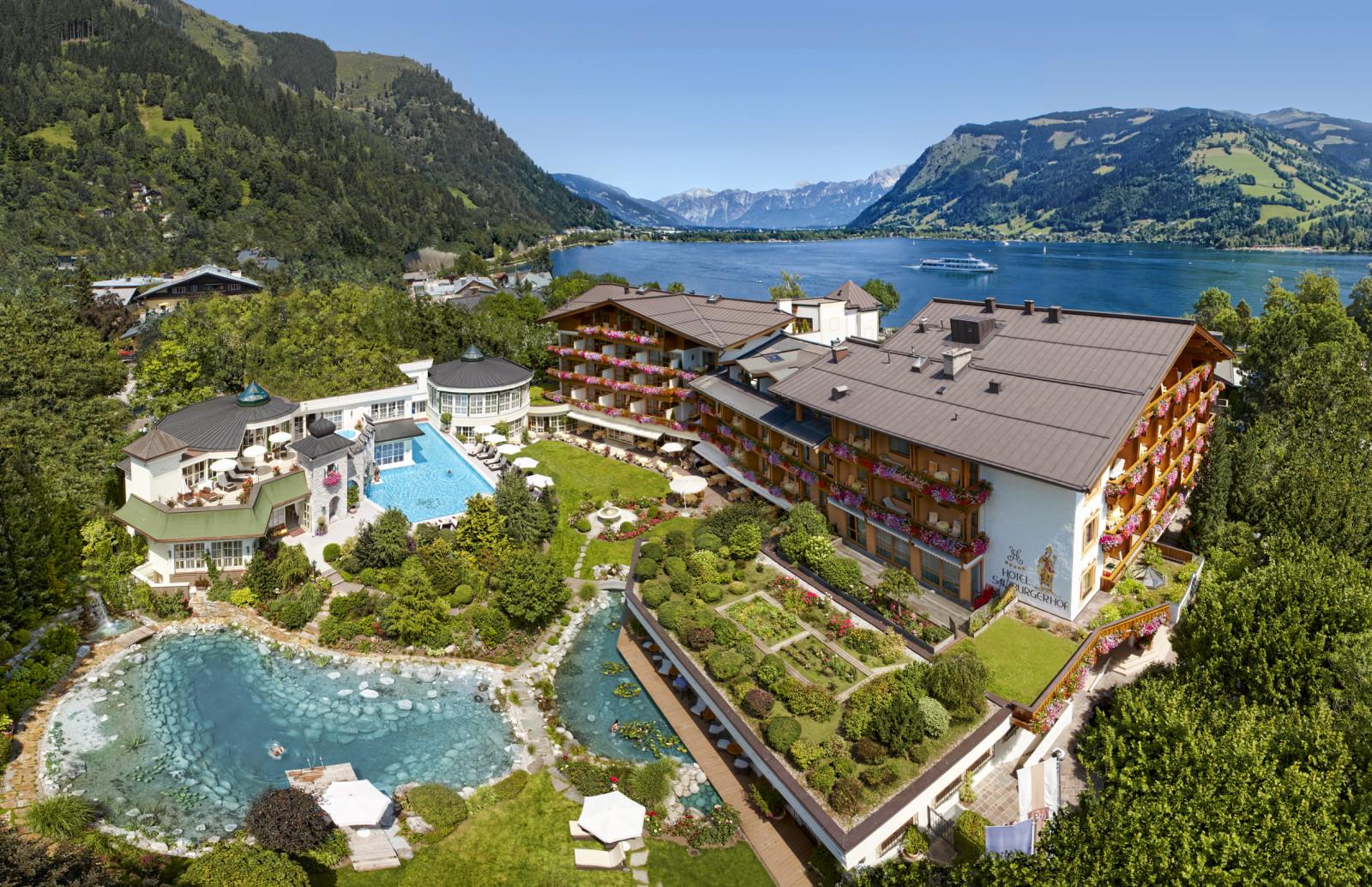 Hotel Salzburgerhof, Zell am See