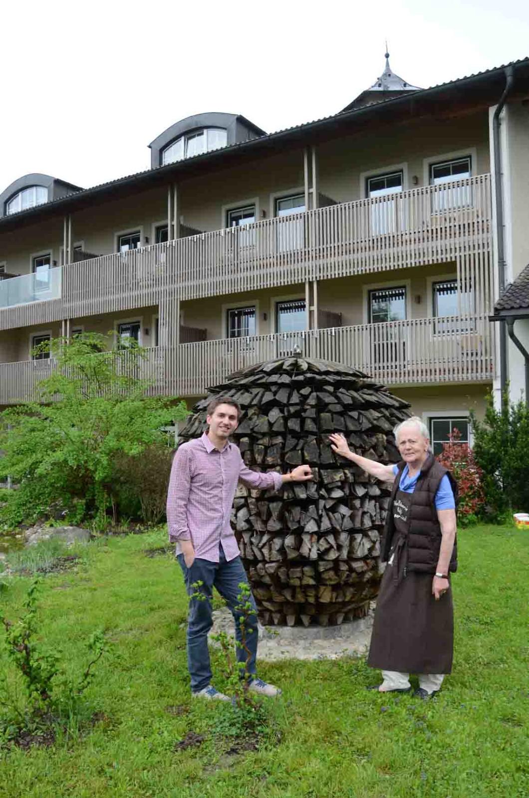 Josef und Herta Brunnauer